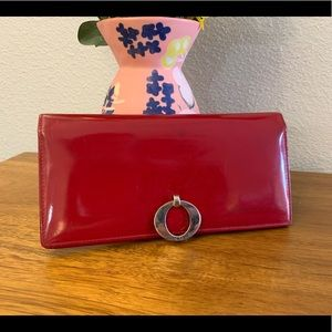 ♥️ DIOR ♥️ Gorgeous Vintage Patent Leather Wallet